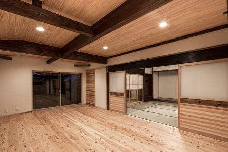 井手ノ上の家